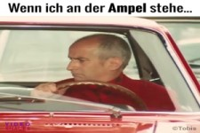 Fast and the Furious trifft auf Louis de Funes
