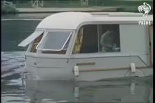 Das Campingboot