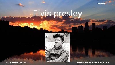 Jukebox - Elvis Presley - Le Roi du Rock n Roll 006