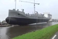 Neues Schiff -2-