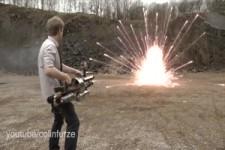 Thermit-Pistole -No Sound-