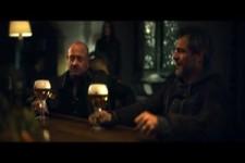 Coole Bier-Werbung