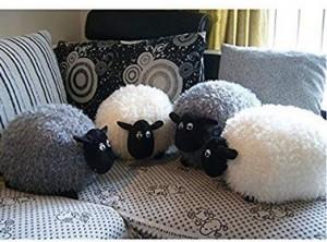 Kuschelkissen Schaf!
