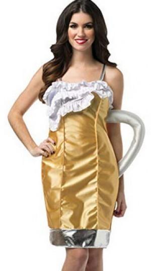 Bierkrug-Kostüm!