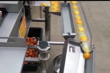 Eiertrenn-Maschine