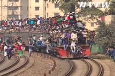 Bangladesch Bahn