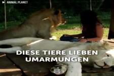 auch Tiere brauchen Liebe