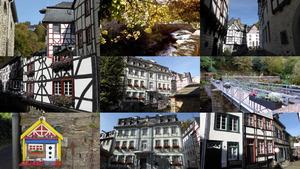 Wandeling Monschau 29 September '18- Spaziergang in Monschau