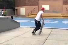 Die Rache des Skateboards
