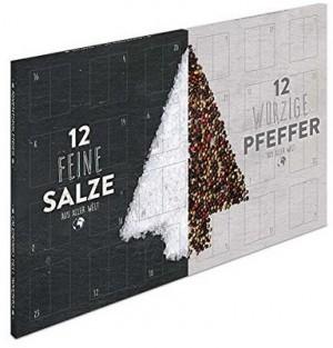 Salz/Pfeffer Adventskalender!