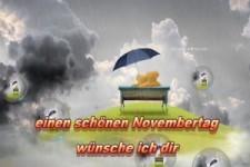 Einen schönen Novembertag
