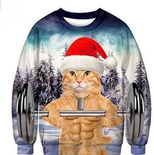 Billigster Weihnachtspulli aller Zeiten!