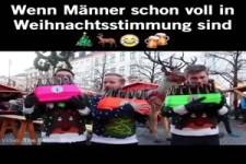 Maenner-Adventsstimmung