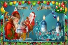 Liebe Grüße zum 2. Advent