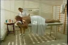Massage - immer locker bleiben