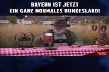 Bayern ist jetzt ein ganz normales Bundesland