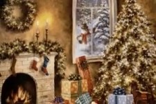 Weihnachtszeit - Schoene Zeit - Adam und Eve