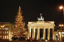 Weihnachtliche Bilder aus Berlin