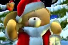 Frohe Bärchen-Weihnachten