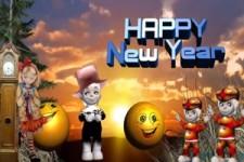 Neujahrsgrüße für den funpot