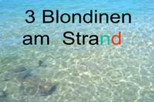 Drei Blondinen