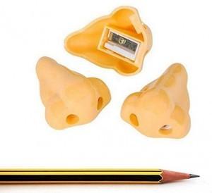 Nasen-Bleistiftspitzer!