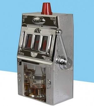 Spielautomat-Zapfanlage mit Zapfhebel!