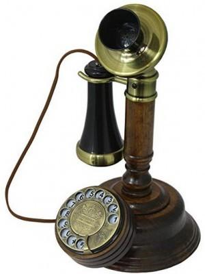 Retro Telefon aus Holz!