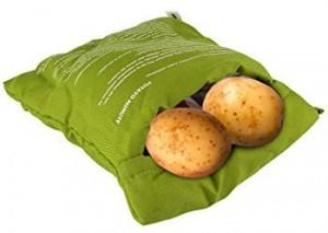 Mikrowellen-Kartoffel-Kochtasche!