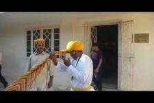 Turban binden Jodhpur Mehrangarth Fort