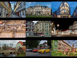 Erfurt (Duitsland) - Erfurt (Deutschland)