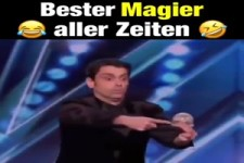Der beste Magier aller Zeiten