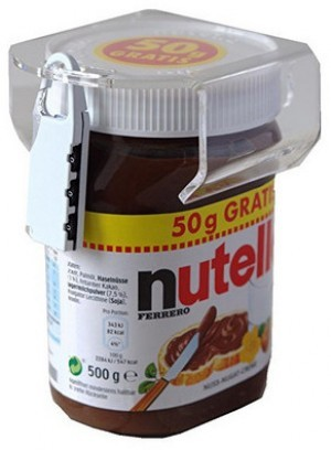 Nutella-Schloss!