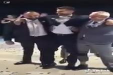der erste Tanz des Ehepaares