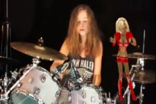 Sinas Drumcover Wipe out