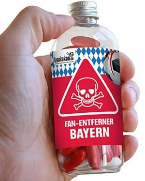 Fan-Entferner Bayern!