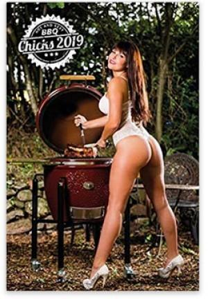 BBQ-Chicks erotischer Grillkalender 2019!