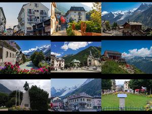 Chamonix (Frankrijk) - Chamonix (Frankreich)