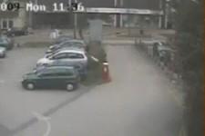 Blöder Parkplatz