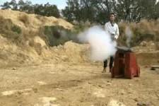 Kanonenkugel....