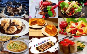 Pancakes - Pfannkuchen