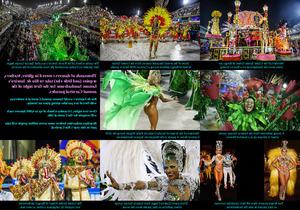 Rio Carnival 2019 - Karneval in Rio 2019