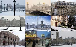 Winter Paris 1