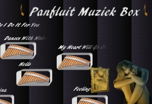 Jukebox - Panflöten-Musik