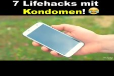 7 Lifehacks mit Kondomen