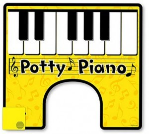 Potty Piano!