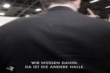Klaas unterwegs auf der Weinmesse in Berlin-Trailer