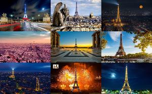 La Tour Eiffel - Der Eiffelturm