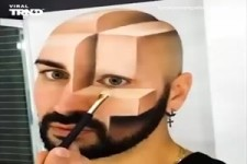 3D Schminke