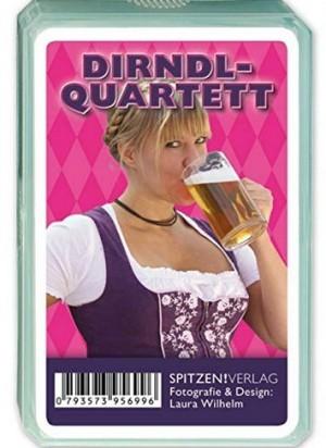 Dirndl Quartett!